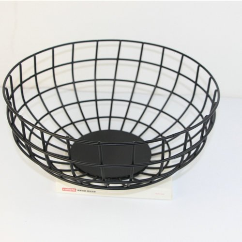 Preisvergleich Produktbild WANG-shunlida Einfache Eisen Warenkorb kreative Lishui Ablagekorb