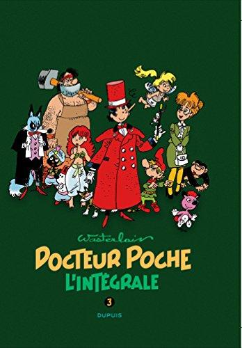 Docteur Poche - L'Intégrale - tome 3 - Docteur Poche 3 (intégrale) 1984 - 1989