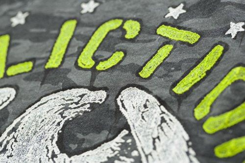 Affliction T-Shirt AC Congress Camouflage/Grau Grau
