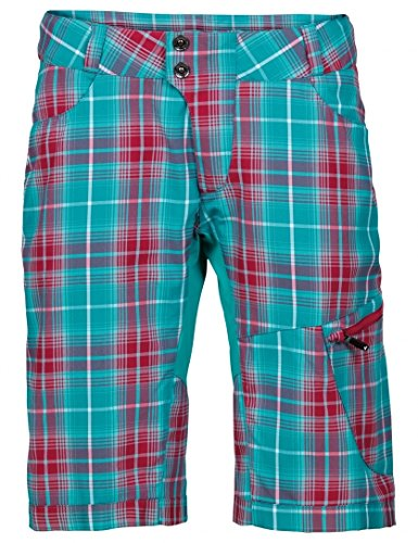 Vaude Damen Cyclist Shorts Hose, Sailor Blue, 40 -