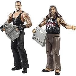 WWE THE UNDERTAKER BRAY WYATT WWF BATTLE PACK MATTEL SERIE 38 WRESTLING FIGURE