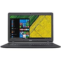 """Acer Aspire ES1-732-C2MR PC Portable 17"""" HD+ Noir (Intel Celeron, 4 Go de RAM, 1 To, Windows 10) [Ancien Modèle]"""