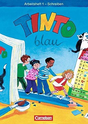 Tinto 1 - JÜL Blaue Ausgabe 2003 / 1. Schuljahr - Arbeitsheft 1 Schreiben, 19. Dr.