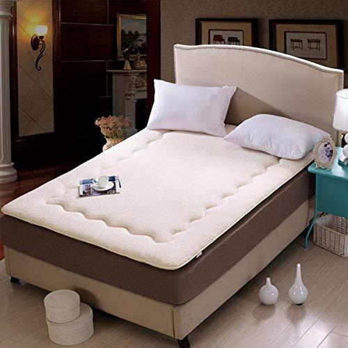 queme Matratze Matratzenauflage Tatami-Fußmatte, dünnes Japanisches Bett Einzelgröße Queen-Size-B 120x200cm (47x79 Zoll) (Farbe : B, Größe : 150x200cm(59x79inch)) ()