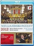 Neujahrskonzert 2012 / New Years Concert 2012 [Blu-ray] [Region Free]
