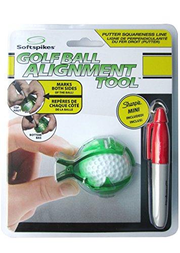 Longridge Uni Golfübungsgeräte Ausrichtungshilfe, Grün