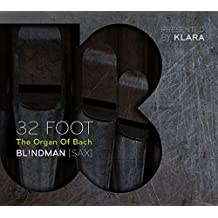 32 Foot - the Organ of Bach