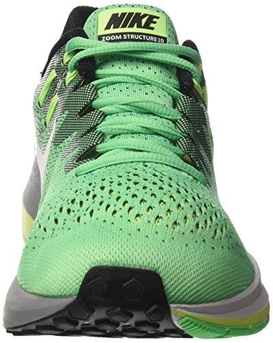 Nike, Uomo Maglietta a maniche corte Frontline Verde (Electro Green/White/Black/Ghost Green/Stealth)