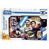 Ravensburger 10766 Star Wars Clone Wars XXL 100 piece Jigsaw Puzzle