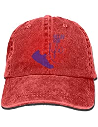 deyhfef Relay for Life Run Unisex Cowboy Cap Custom for Man and Woman  Multicolor49 f7566c085f1