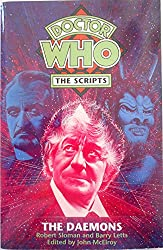 Doctor Who-The Daemons: Script (Doctor Who: The Scripts)
