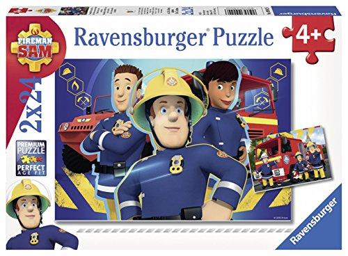 Ravensburger - 09042 - Puzzle - Sam T'aide dans Le Besoin - 24 Pièces