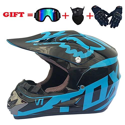 Ocean Pacific Motocross Helmet Mens