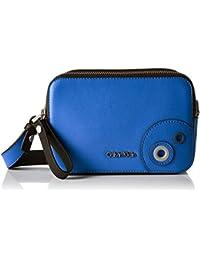Calvin Klein JULIENN3 Micro Crossbody, Bolsa para Mujer, 7x12x18 cm (b x h x t)