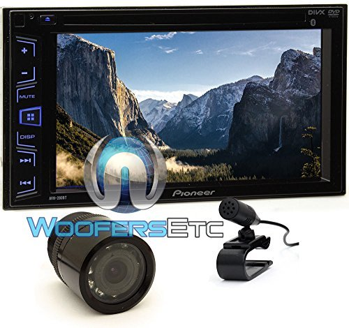 PIONEER AVH-X5890BT MP3 DVD-R USB CD Monitor RDS Receiver Double-DIN 7