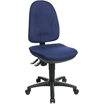 Bürodrehstuhl Point 30 blau