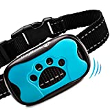 DogRook Hundehalsband für Bellen, Humanes, Anti-Bell-Trainingshalsband – Vibration, kein Schock, verhindert Bellen, für kleine, mittelgroße und große Hunde