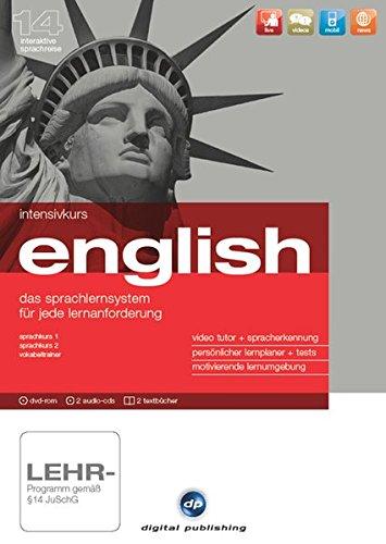 Intensivkurs English Version 14: Der Englischkurs für Anfänger, Wiedereinsteiger und Fortgeschrittene