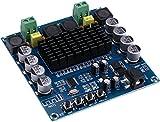 Digital Bluetooth Leistung Verstärker Ampere Ampli Vorstand, Yeeco Dual Kanal 100W + 100W Audio Stereo Verstärker, Audio Empfänger zum Zuhause Theater Redner DIY DC 12-24V Angetrieben
