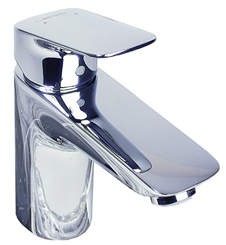 Price comparison product image Hansgrohe Logis 100 – 71100000 Basin Mixer with Pop-up Waste