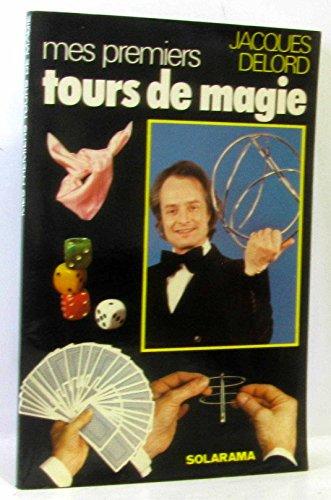 Mes premiers tours de magie