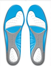 Spenco Ironman Performance Gel Insole - Semelles de Sport Absorbantes Chocs