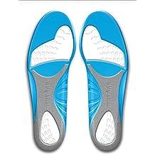 Spenco Total Semelles En Gel De Soutien Pour Les Chaussures Anatomical Vers Le Bas - Le Soutien De Pied Et Daempfungssystem Supplémentaire - 36-38 nJiEX2f