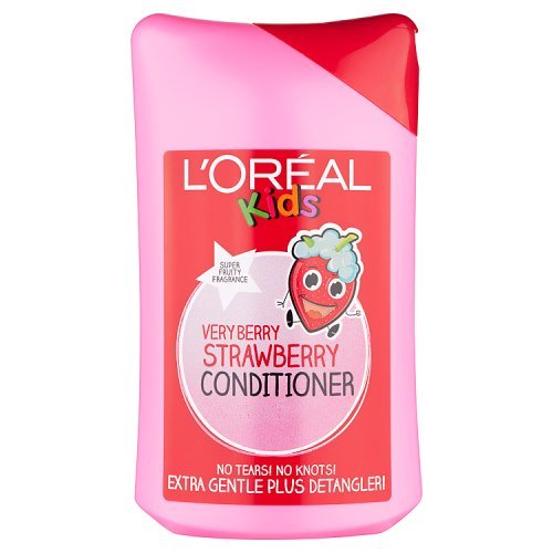 L'Oreal Kids Very Berry Strawberry Conditioner 250ml