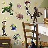 RoomMates - Adesivi murali Toy Story, 33 pezzi