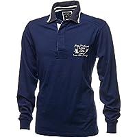 Amazon.it  All Blacks Rugby - Uomo   Abbigliamento  Sport e tempo ... bfd9e52318c6