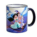 Aladdin Disney tazza Un intero nuovo mondo Jasmine 320ml della ceramica Elbenwald