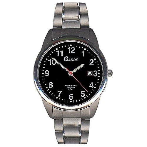 Gardé Elegance Titan Armbanduhr 1310-6