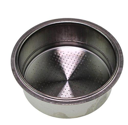 Severin 6201048 Filter (2 Tassen) für KA5990 Espressomaschine, Siebträger