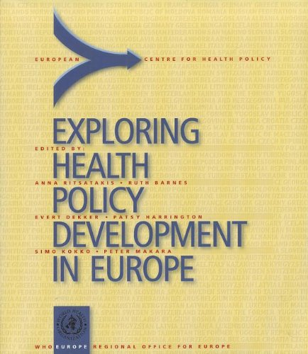 Exploring Health Policy Development in Europe