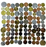 Novelty Collections-100 Countries Coins (All UNC)