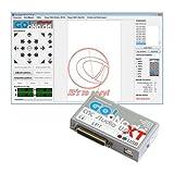 CNC Studio XT - Steuersoftware für CNC Maschinen 4 Achsen HPGL