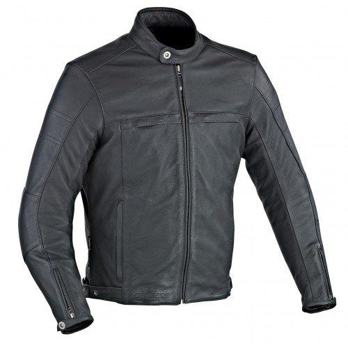 Ixon–Chaqueta Moto–Ixon Copper Slick negro–5x l
