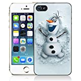 Coque iPhone 4/4S OLAF - Neige