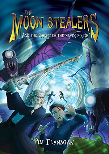 The Moon Stealers and The Quest for the Silver Bough (Fantasy Dystopian Books for Teenagers) (English Edition)