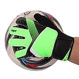 WEISY Torwarthandschuhe für Kinder Kinder, Fußballtraining Sport mit doppeltem Handgelenkschutz