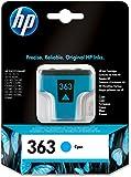 HP 363 Blau Original Druckerpatrone für HP Photosmart