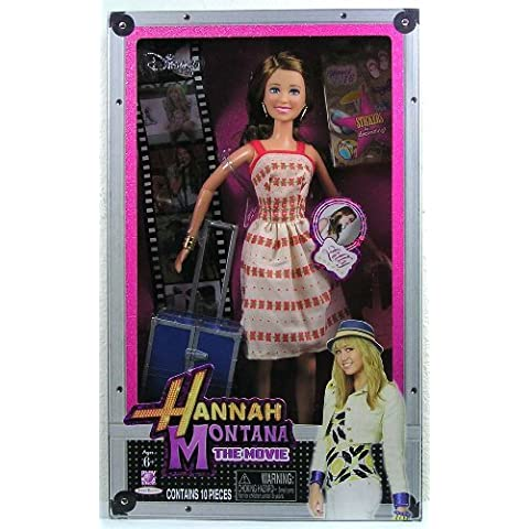 Hannah Montana Movie Line Fashion Doll - Lilly by Jakks Pacific