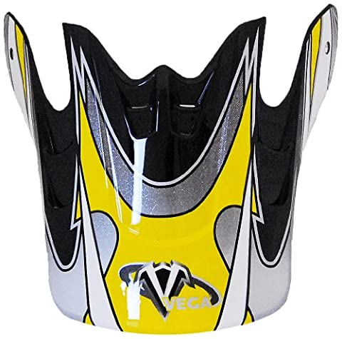 Vega Replacement Visor for Mojave Off-Road Helmet