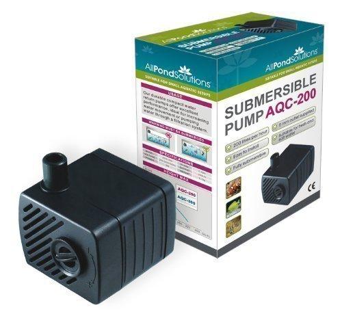 all-pond-solutions-submersible-aquarium-water-pump-200-l-h-flow-rate