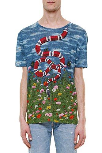 gucci-hombre-431278xj1334967-multicolor-algodon-t-shirt