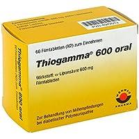 Thiogamma 600 oral 60 stk preisvergleich bei billige-tabletten.eu