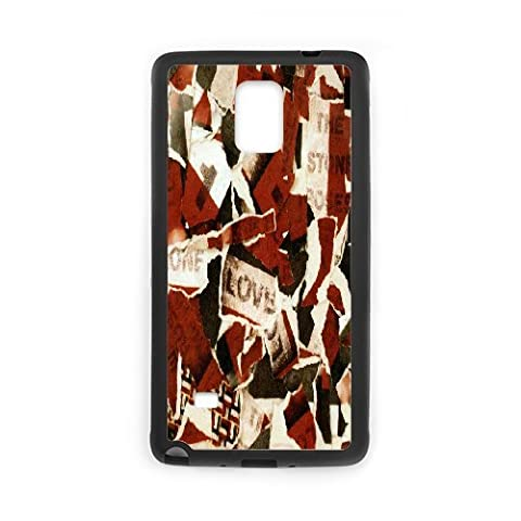 THE STONE ROSES For Samsung Galaxy Note4 N9108 Csae phone Case Hjkdz233072