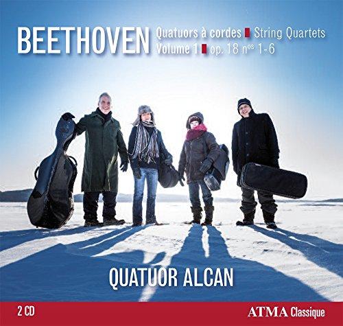 beethoven-quatuors-cordes-op18-vol1