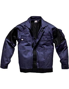 Dickies WD4910Nvb taglia S Small Gdt 736,6cm Jacket–blu navy/nero