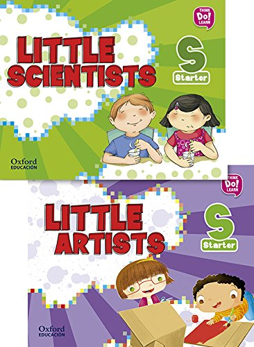 Pack Little Artists & Little Scientists Starter (Little Artists & Scientists)